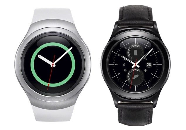 smart watches compatible with iphone samsung gear s2 smartwatch will be iphone compatible 8677