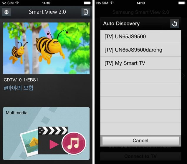 How To Control Samsung Smart TV Using iPhone