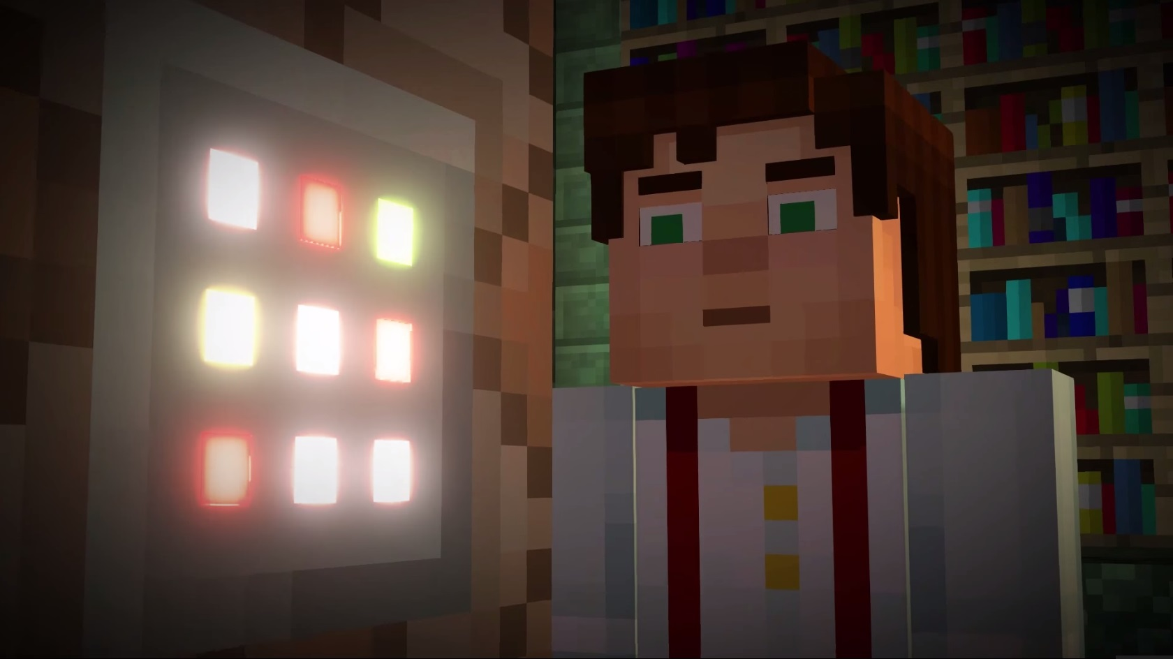 Minecraft story mode release date inadvertently outed by amazon - Minecraft story mode wallpaper ...