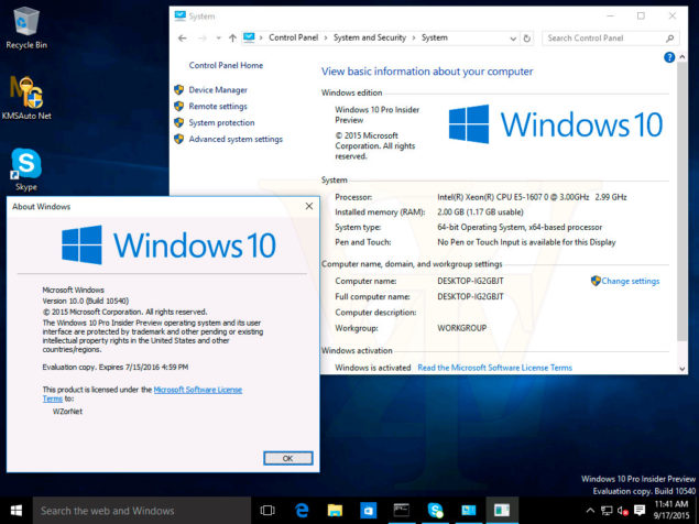 windows 10 screenshots