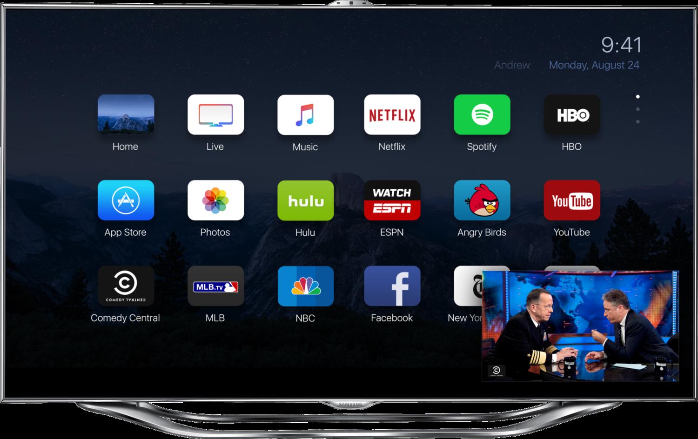 ajouter application apple tv 3
