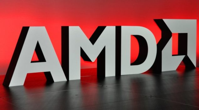 AMD logo feature