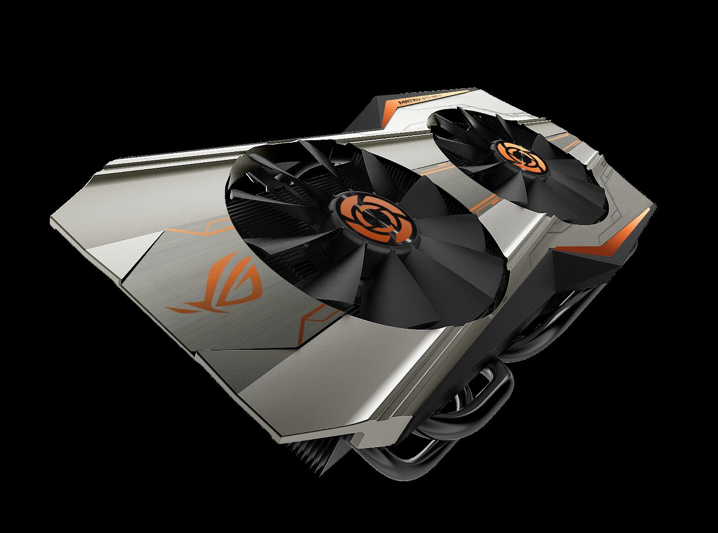 ASUS ROG MATRIX GTX 980 Ti Platinum Graphics Card Unveiled - New ROG Swift G-Sync Monitors ...