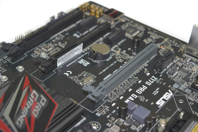 ASUS Z170 Pro Gaming Motherboard_PCI
