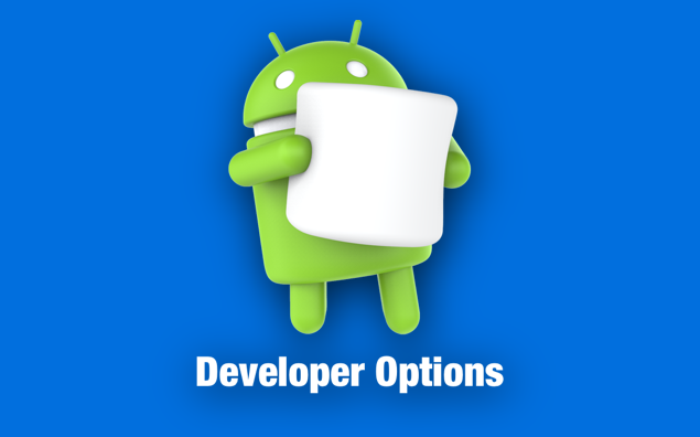 Android Marshmallow Developer Options