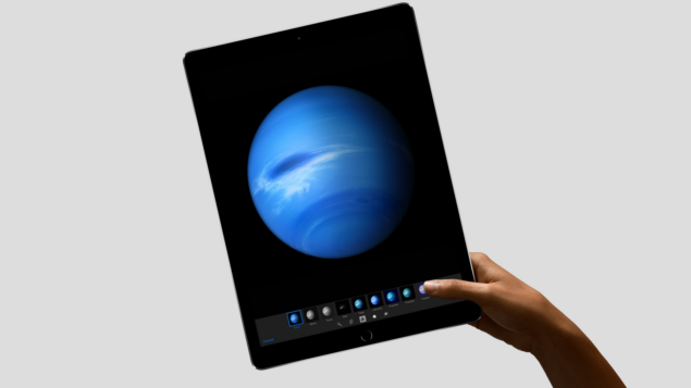 Looks Like Someone Predicted An iPad Pro Long Before Apple Could Have Thought About It