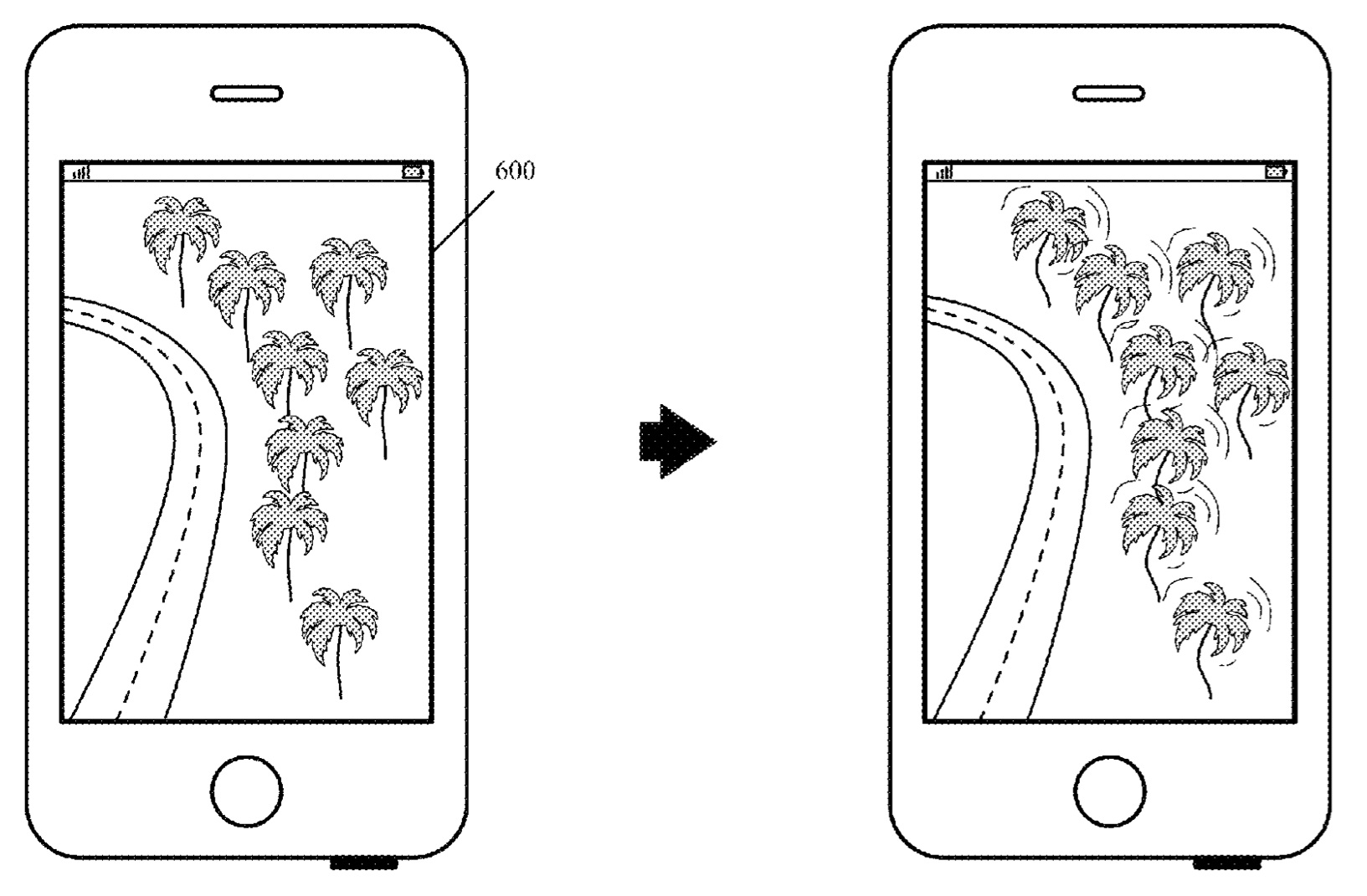 Apple files patent for animated maps with 3d touch support apple patents animated maps gumiabroncs Images