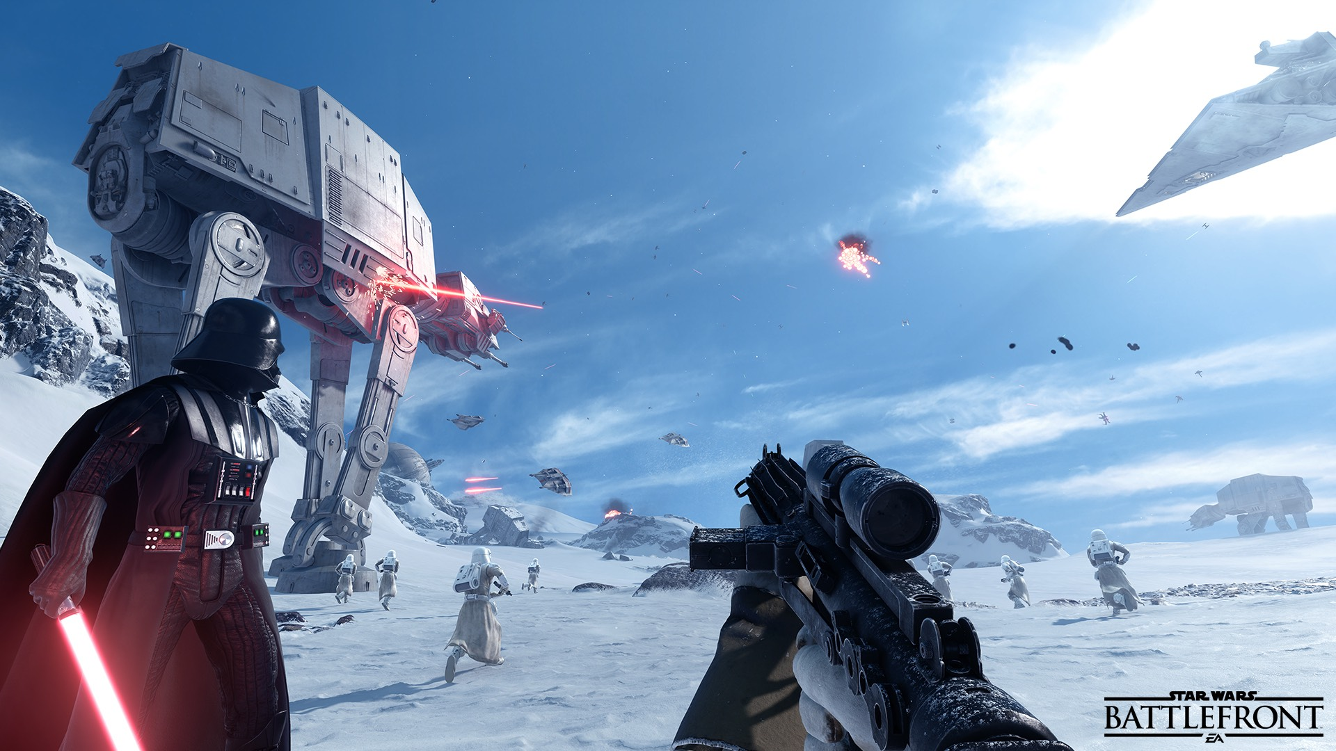 how to download star wars battlefront 2 beta ps4