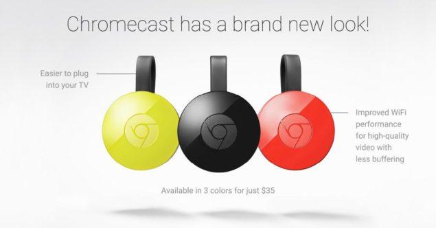 Google Chromecast 2 Features Specs Price