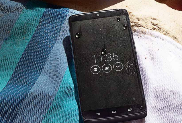 DROID Turbo 2 Hardware Leaks Shows A Massive Battery Pack – Coming Very Soon