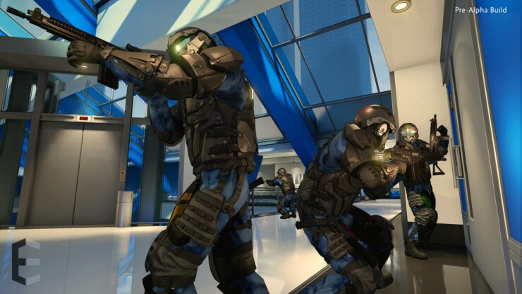 Unreal Engine 4 Squad Shooter 'Epsilon' Available on Steam Early Access