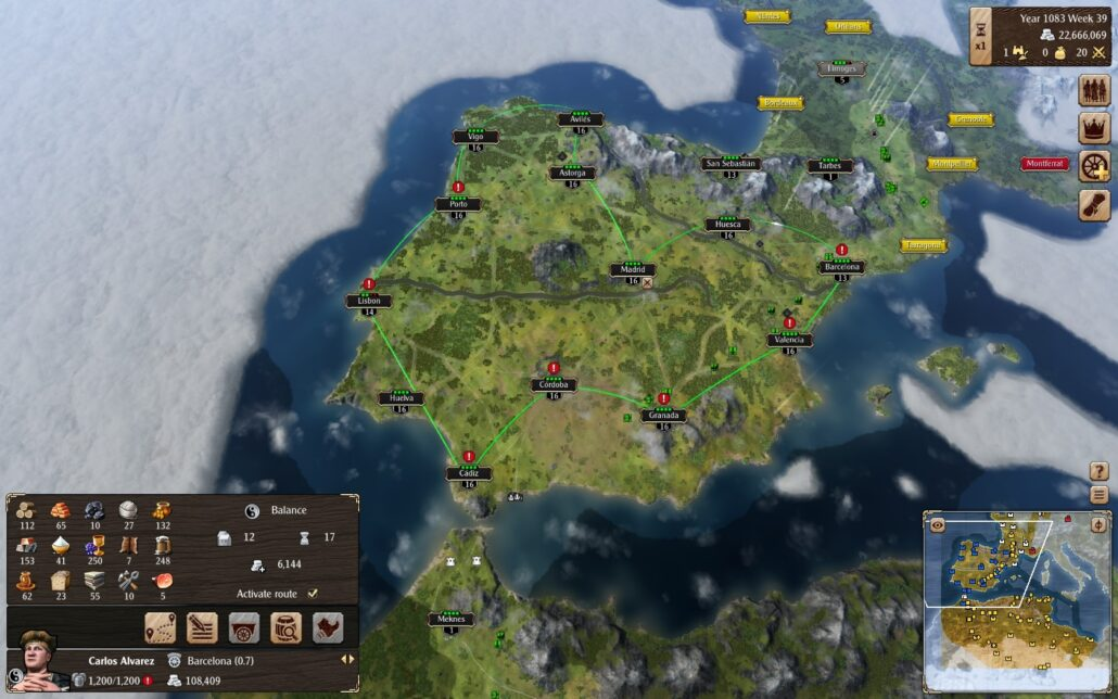 Grand Ages Medieval 03 - Trading Routes