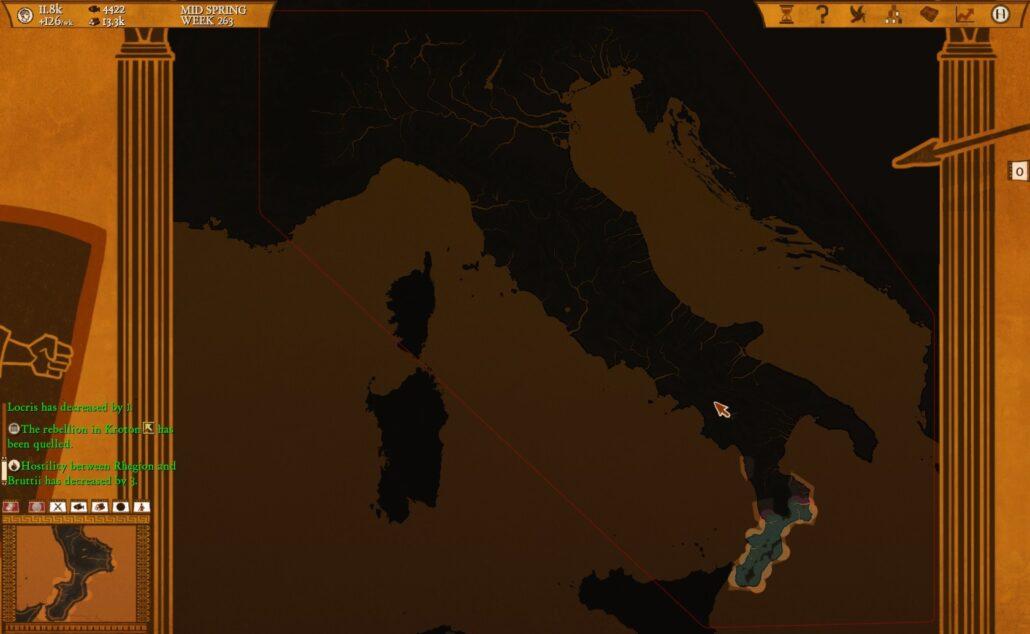 Hegemony III 02 - Italia
