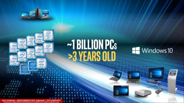 Intel Skylake Processors_Windows 10 Support