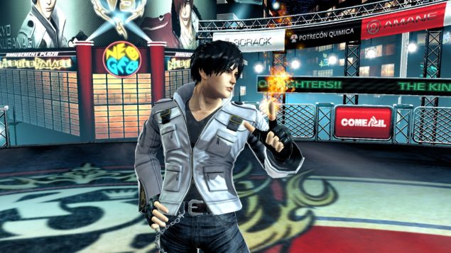 King of Fighters XIV (3)