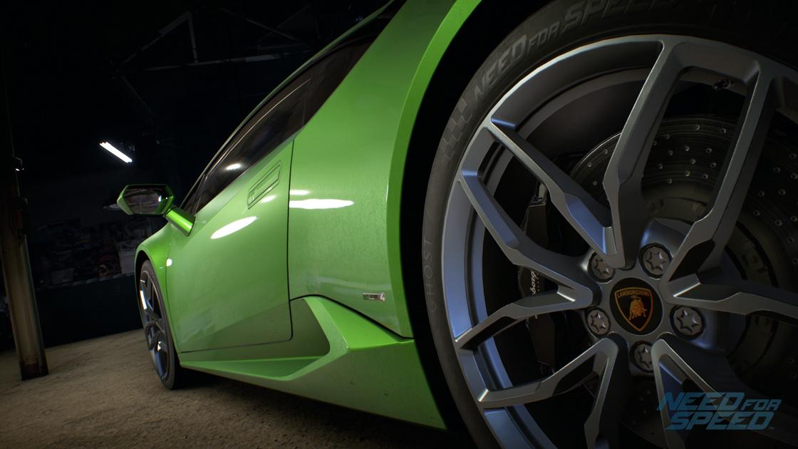 ea updates need for speed garage new cars added. Black Bedroom Furniture Sets. Home Design Ideas