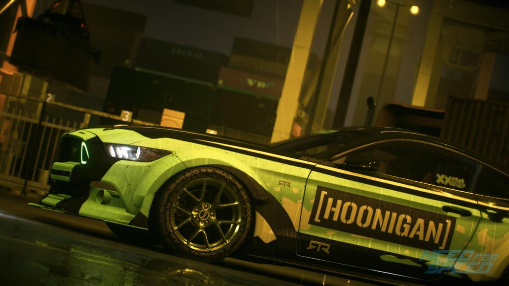 EA Reveals Full Need For Speed Car List