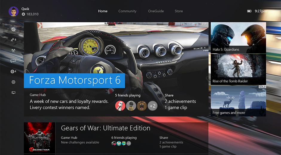 New Xbox One Experience Update Offers 50% Faster