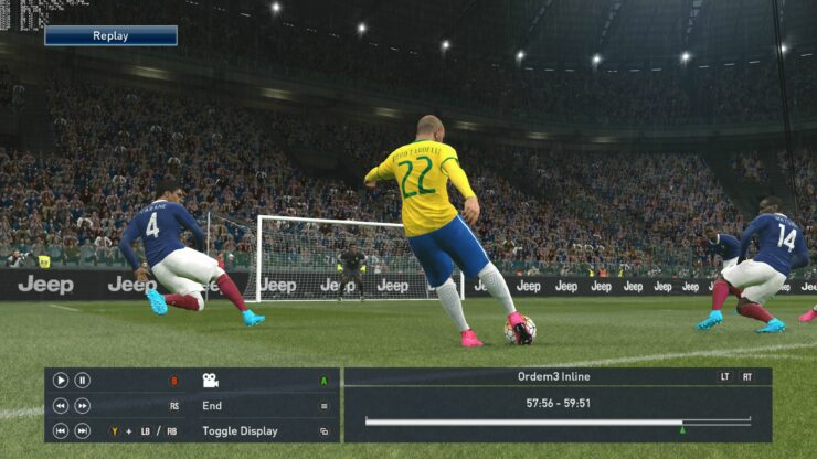 Pro Evolution Soccer 2016 4K Screenshots