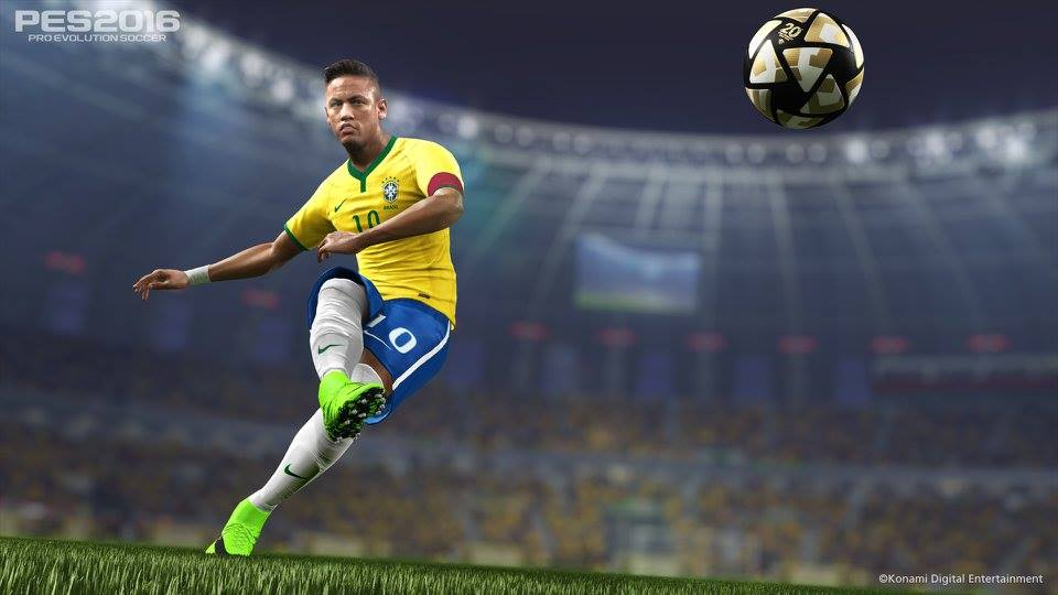 Konami Details PES 2016 Update That Will Release October 29th