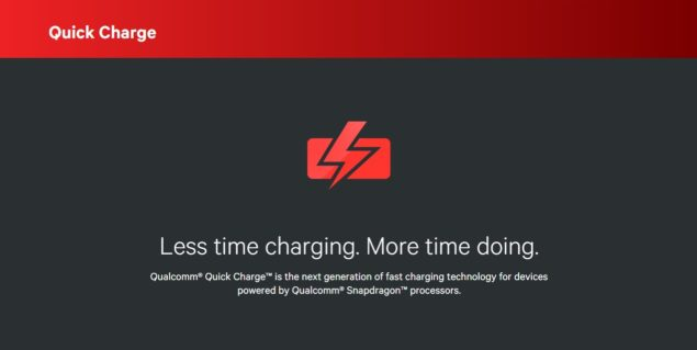 Qualcomm's Quick Charge 3.0 Cuts Your Smartphone Charge Time Dramatically – Read All The Details Here