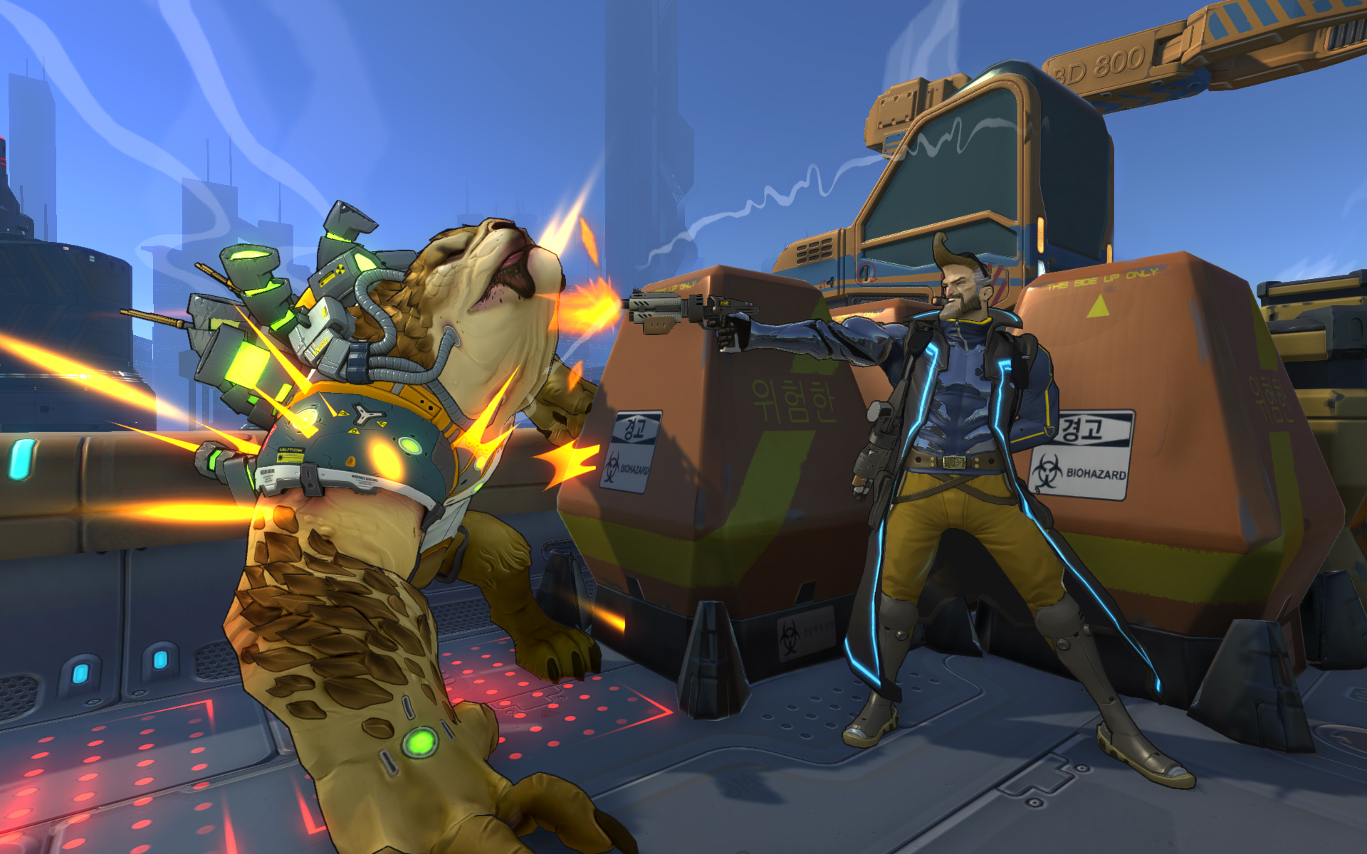 Atlas Reactor Mixes Simultaneous Turns & Team Tactics