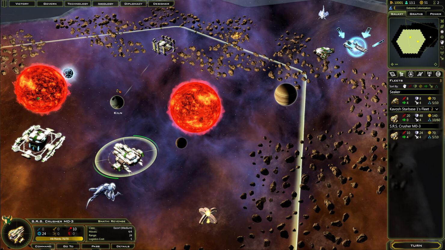 Galactic Civilizations III: Revenge of the Snathi