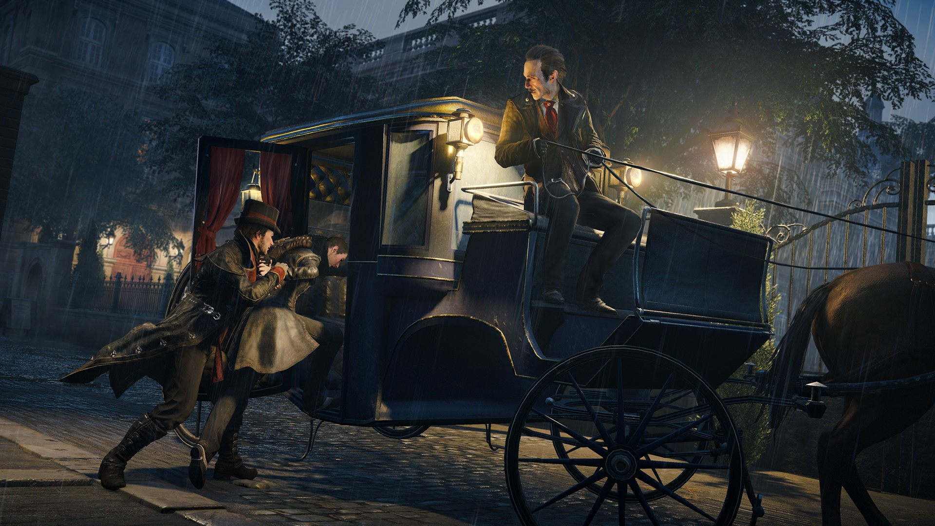 Gamespot Has Released A Side By Video Comparison Between The Two Console Versions Of Assassins Creed Syndicate Which Can Be Viewed Below