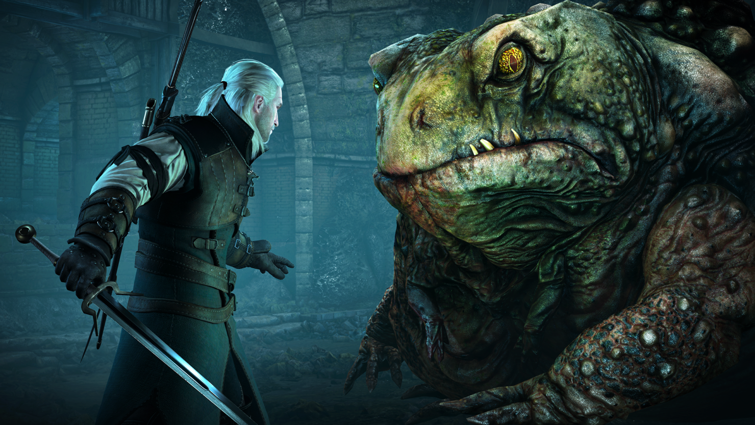 Witcher 3 update patch 1.32