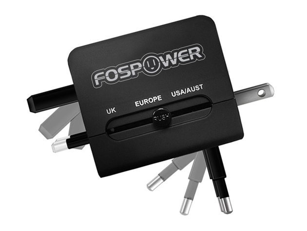 fospower ac and usb charger