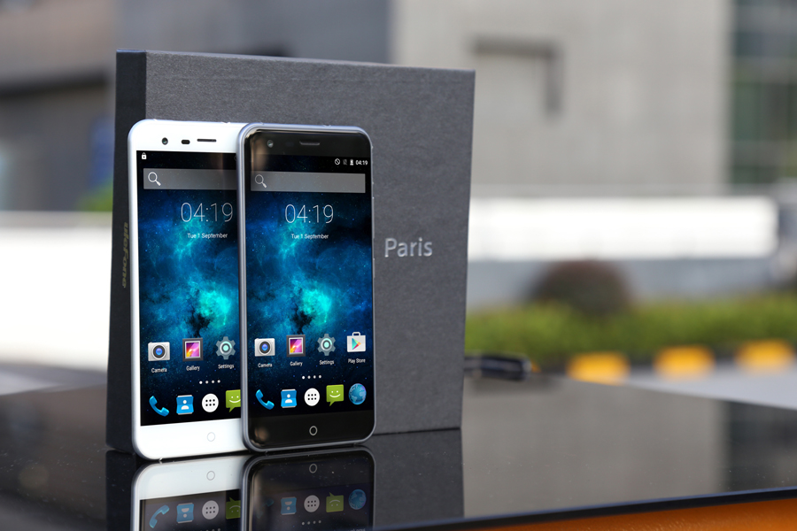 Ulefone Paris Is A Strikingly Beautiful Smartphone That Looks Very Similar To iPhone 6s