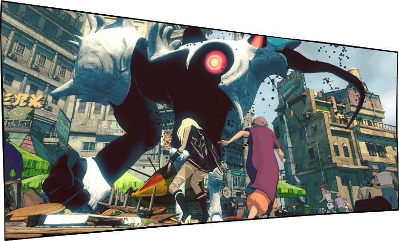UPDATED: Japanese Gravity Rush 2 Website Details Characters