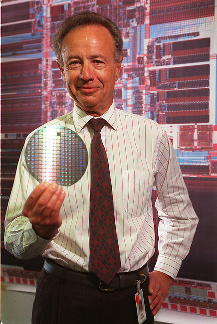 Intel Andrew Grove