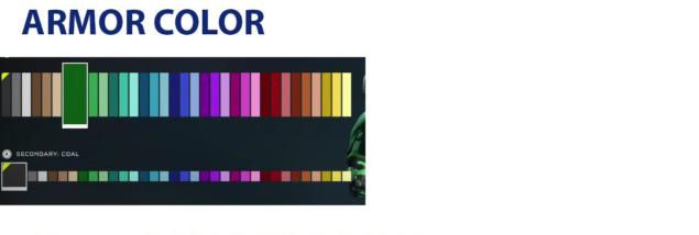 armorcolor