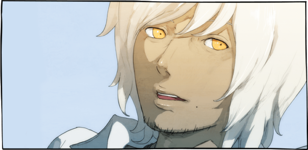 Syd - A police officer who resolved a number of incidents with Kat. But he's also a troublemaker that invites unrest