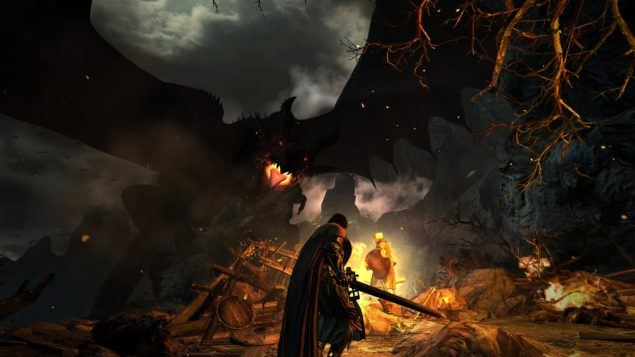 dragon's dogma_giant_dragon