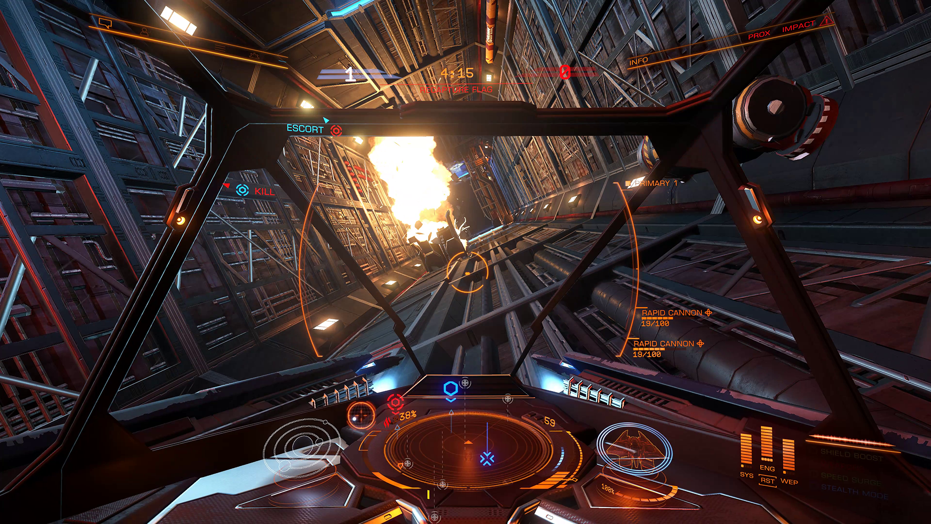 A Perspective on the Elite: Dangerous Xbox One Preview