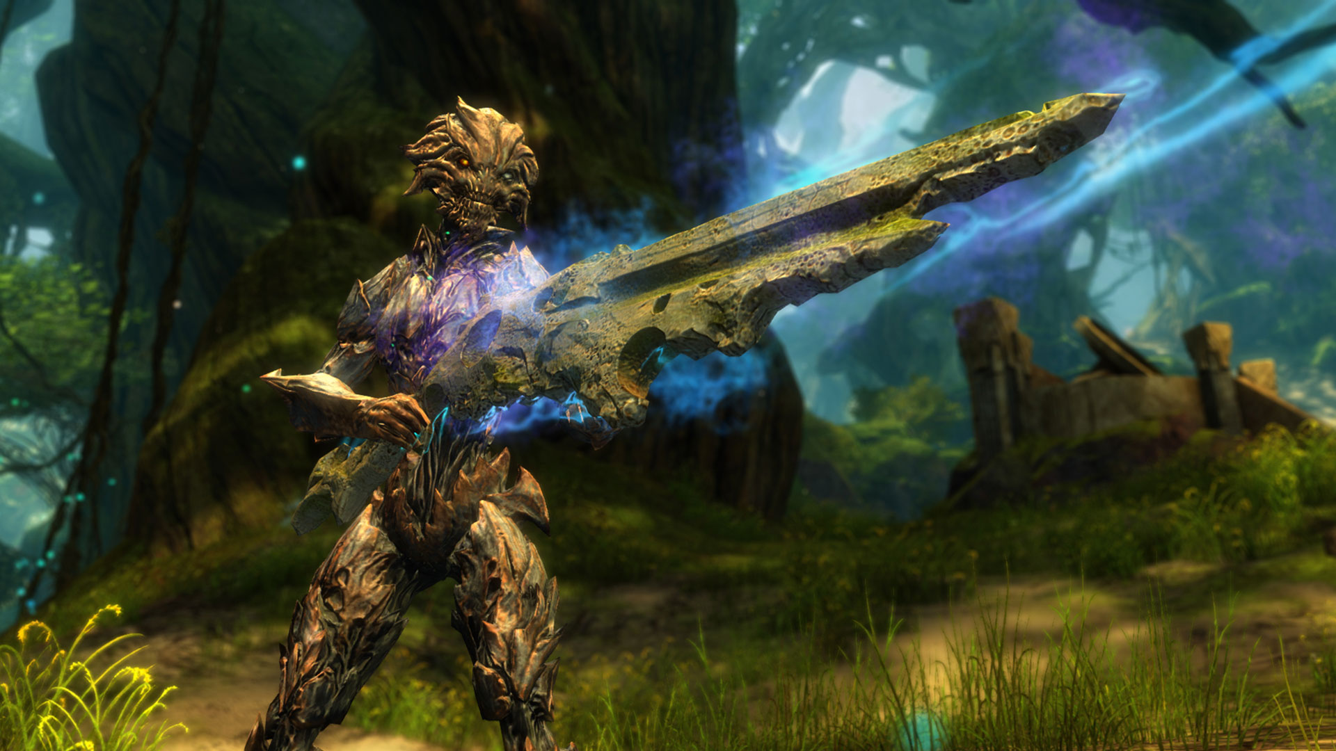 Guild Wars 2: Heart of Thorns Launch Trailer & Info Dump
