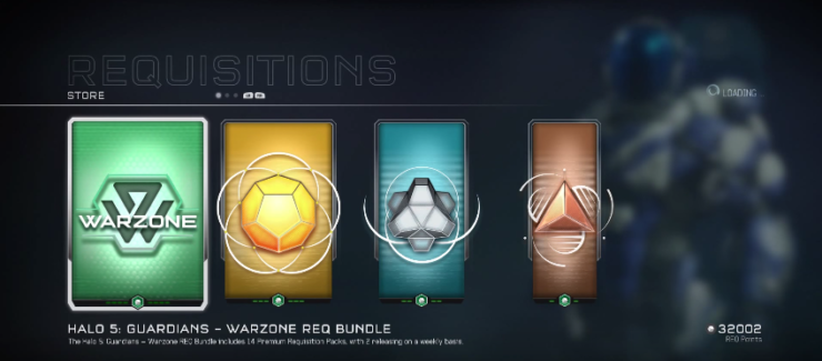 Check Out Halo 5: Guardians' Armor Sets & Colors, Helmets