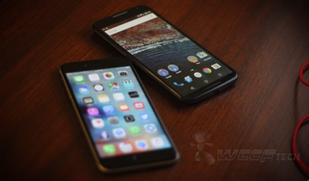 iOS 9 vs Android 6 Marshmallow