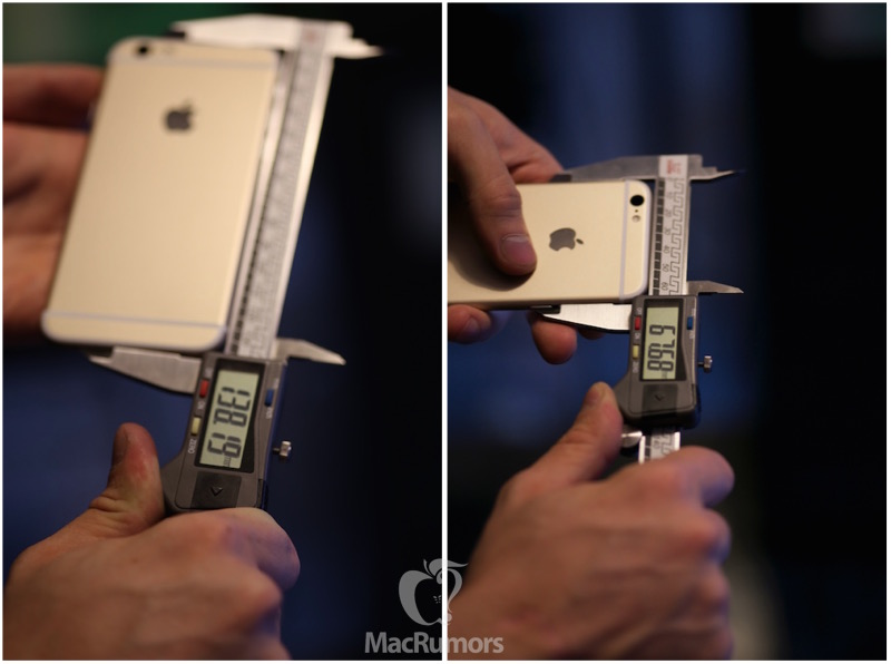 width of iphone 6 plus iphone 6s chassis leak hints at new features through width 18261