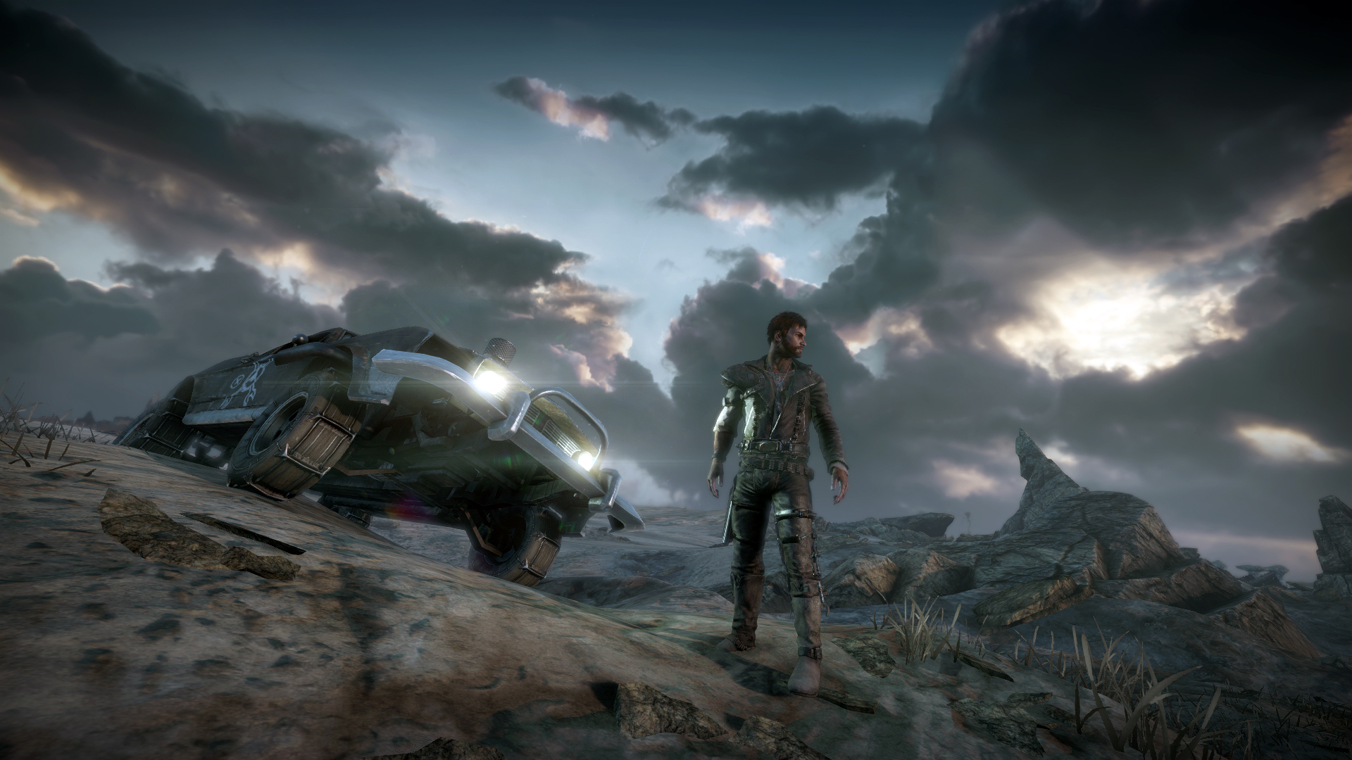 New Mad Max Update Released With Better Performance And Better In