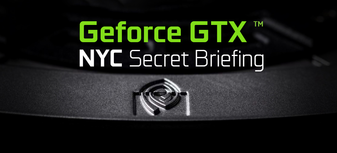 nvidia new york secret invitation 2