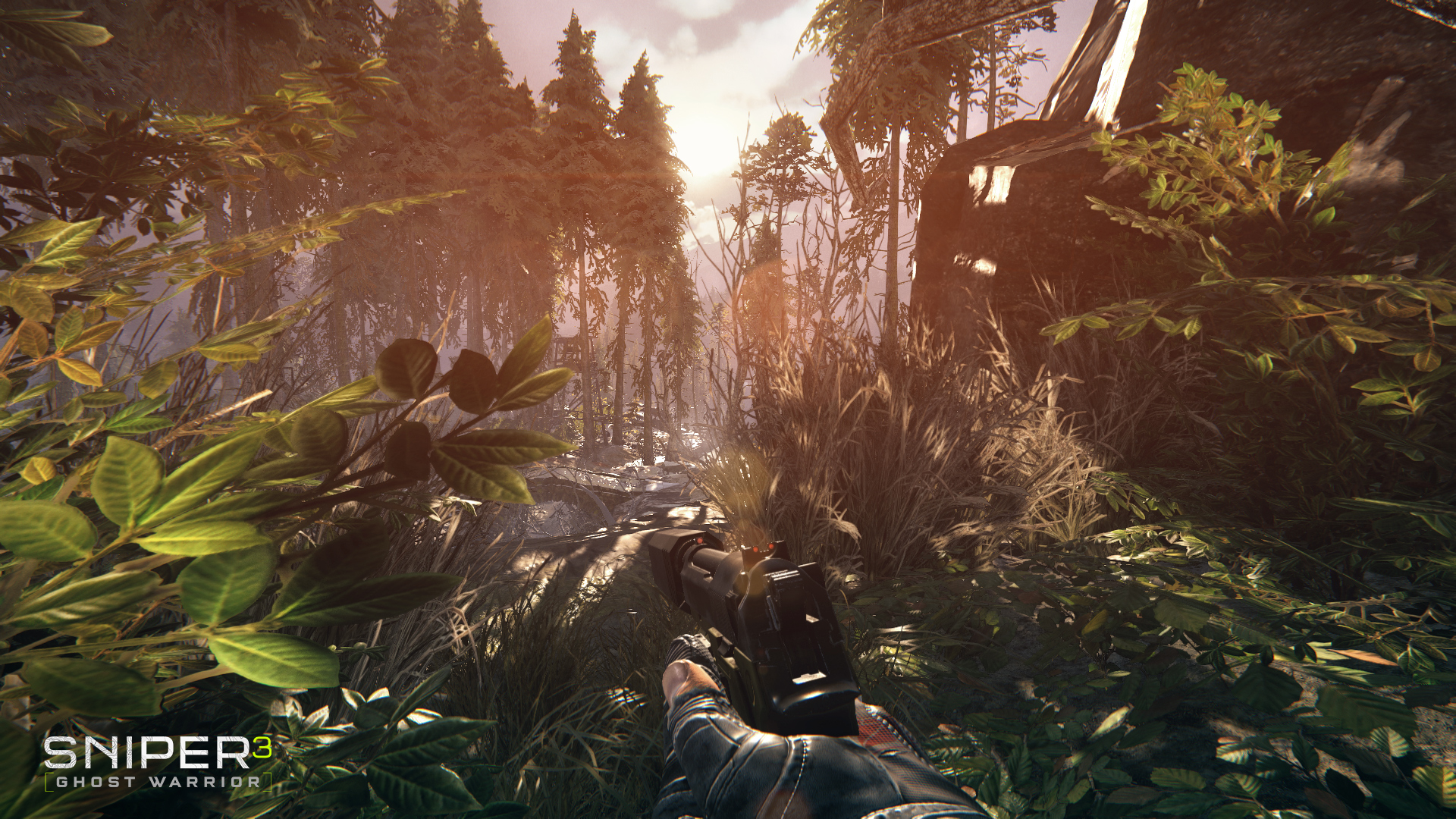 CryENGINE Powered Sniper: Ghost Warrior 3 Looks Stunning In