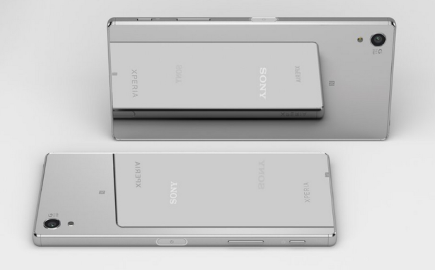 Sony Announces Xperia Z5 Premium, The World's First Smartphone With A 4K Display