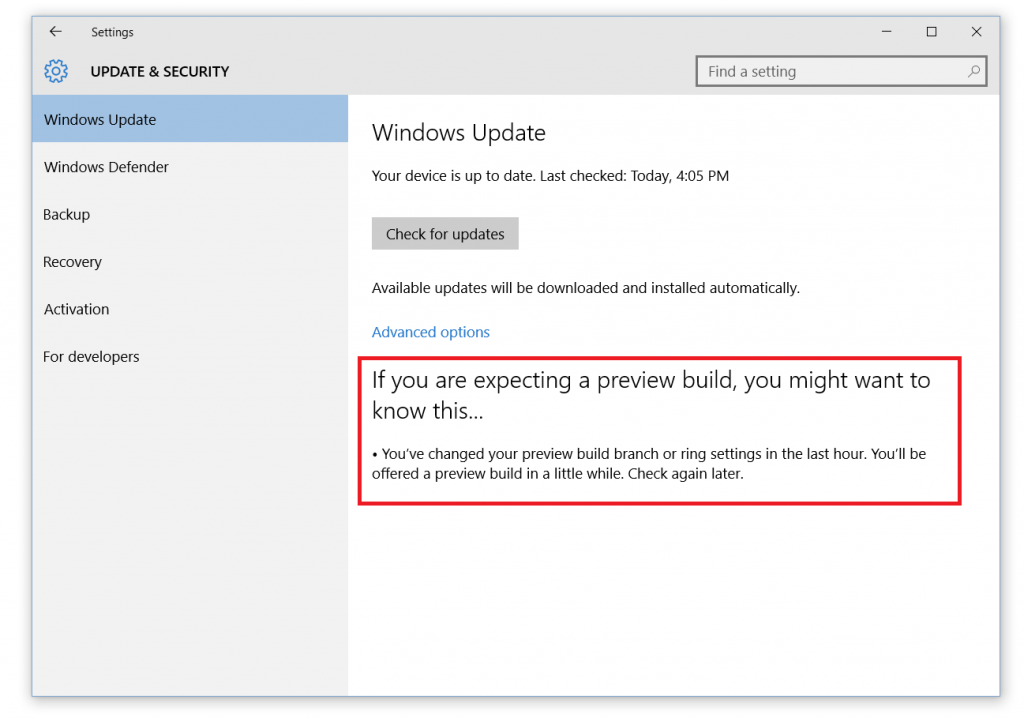 Microsoft rolls out windows 10 insider preview 10547 windows 10 10547 known issues ccuart Gallery