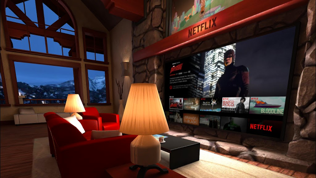 Oculus Gear VR Streaming