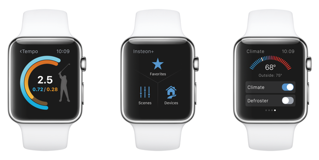 watchOS 2 main