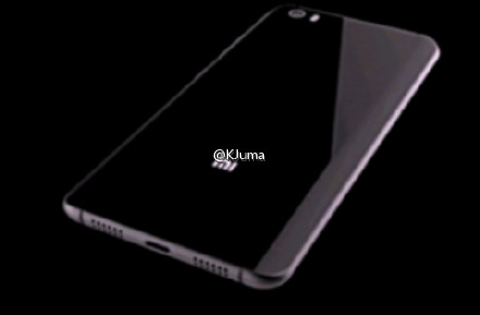 Rear Side Of Xiaomi Mi5 Leaked; Shows Completely New Charging Port And Impressive Design