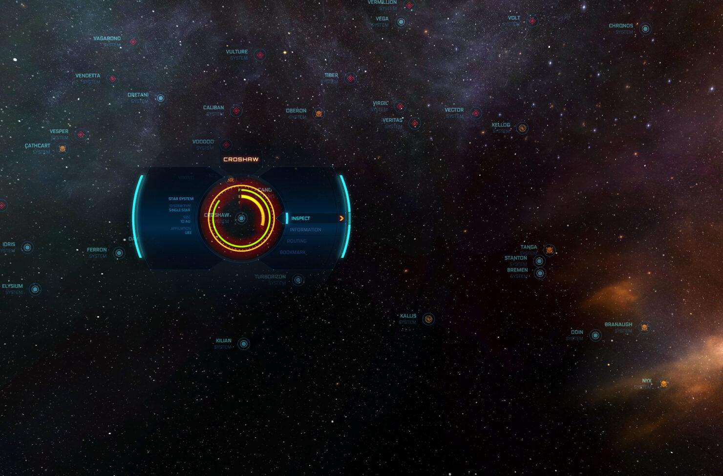 Ark Starmap